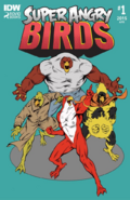 Super Angry Birds Volume 01