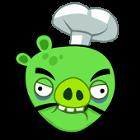 Chef Pig 01