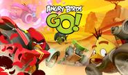 Angry Birds Go! Nova Tela de Carregamento