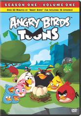 Angry Birds Toons DVD - Season One - Volume One