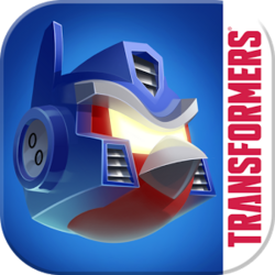 Angry Birds Transformers Icone 02