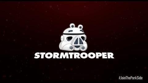 Angry Birds Star Wars II Stormtrooper-0
