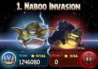 Naboo Invasion
