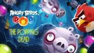 Angry Birds POP! - Poster Halloween 2015