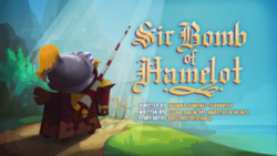 Sir Bomb of Hamelot