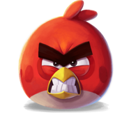 Red - Posters Angry Birds 2