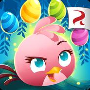Angry Birds Stella Pop Icone de Pascoa