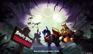 Angry Birds Transformers - Tela de Carregamento - Especial de Halloween