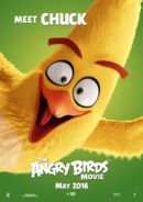 The Angry Birds Movie - Poster Meet Chuck