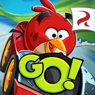 Angry Bird Go Icone