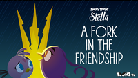 A Fork in The Friendship 400