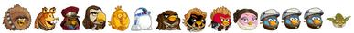 Star War II Birds