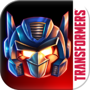 Angry Birds Transformers Icone