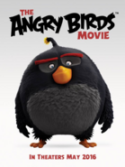 The Angry Birds Movie Poster 01
