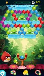 Angry Birds POP! - Nível de Exemplo