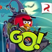 Angry Birds Go! - Icone de Halloween