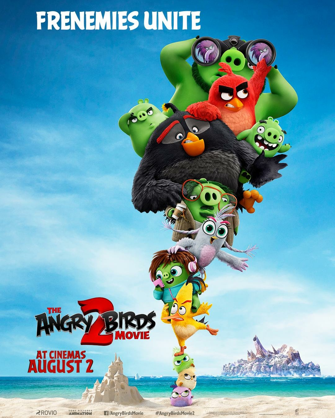 the angry birds movie 2 bubba