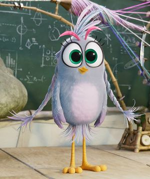Silver The Angry Birds Movie Wiki Fandom