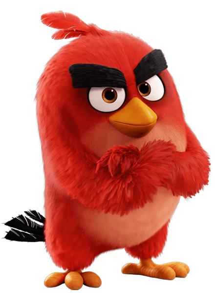 Red The Angry Birds Movie Wiki Fandom