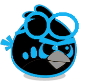 Tron Goggle Bird