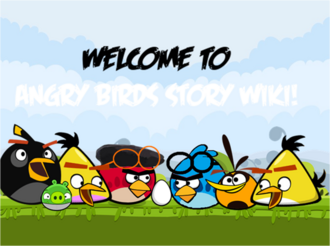Welcome To Angry Birds Story Wiki!