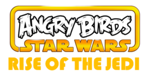 Angry Birds Star Wars Rise Of The Jedi Logo