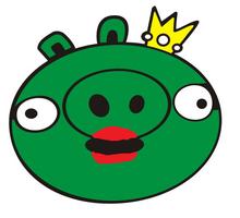 Toon Queen Piglessette