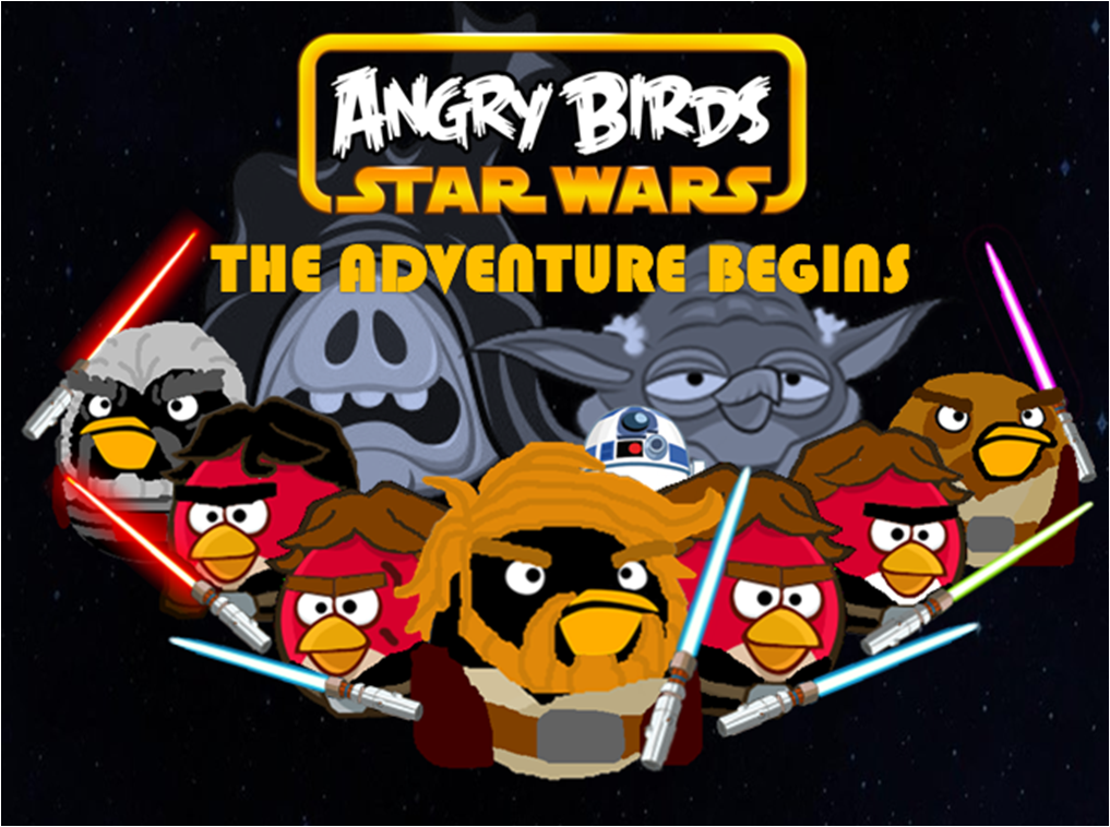 angry birds star wars ll