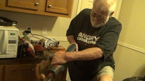 Angry Grandpa - Draw My Life FAIL