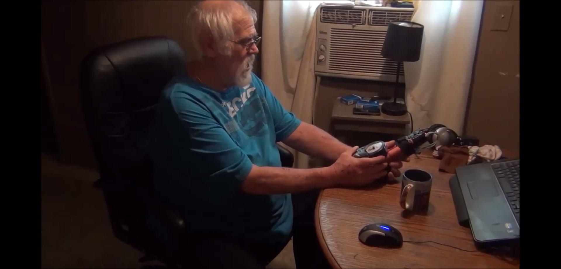 Angry grandpa dating site