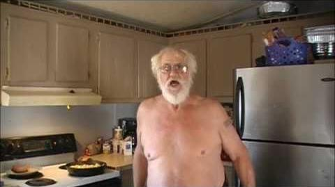 Angry Grandpa - Thanksgiving meltdown