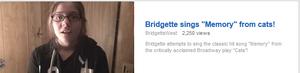 Bridgettesings
