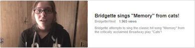 BridgetteSingsMemorys