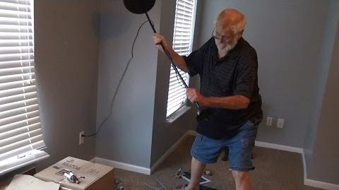 ANGRY GRANDPA'S TOY ROOM MELTDOWN!!