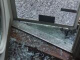 ANGRY GRANDPA SHATTERS FRONT DOOR!