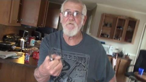 GRANDPA GOES CRAZY!