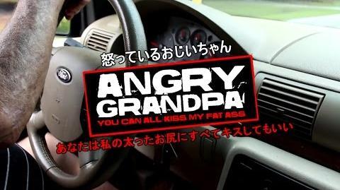 Chihaku/Angry Grandpa - The Anime