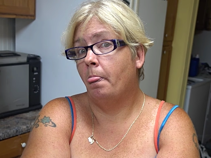 Tina Dandridge (Neighbor)   Angry Grandpa Wiki   FANDOM powered by ...