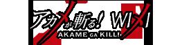 Akame ga logo