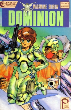 Dominion manga