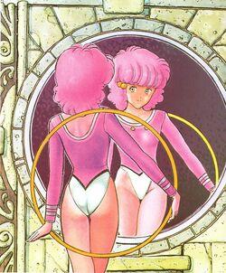 Wingman manga