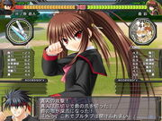 Little Busters! fighting mode