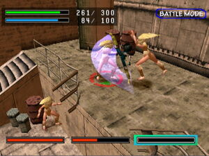 Battle-Angel (GunMu) Martian Memories (fight)