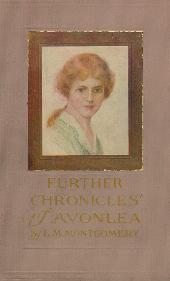 Pożegnanie z Avonlea - Piewsza okładka