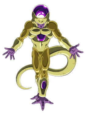 Render - Golden Freeza - Dragon Ball Z Fukkatsu no F.html