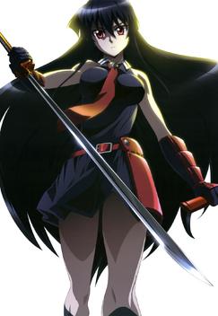 Akame ga Kill Agane Kakoii Killer HD Render