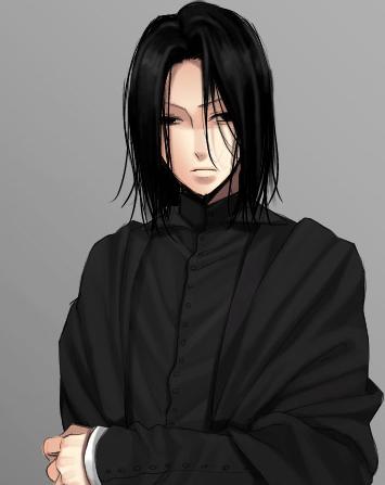 Severus Snape Anime Hogwarts Wiki Fandom Powered By Wikia