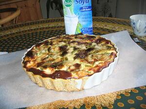 Squashtærte