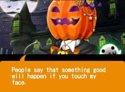 Stage 5 - Pumpkin King Encounter