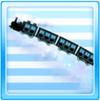 Intergalactic Train Blue